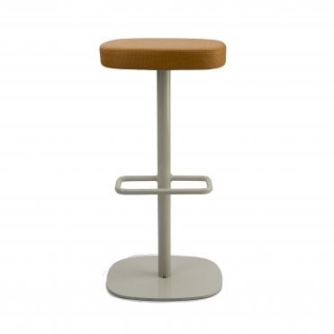 Loop Bar Stool Without Backrest
