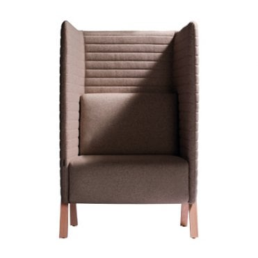 Vision High Back Lounge Chair
