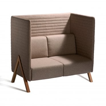 Vision High Back Sofa