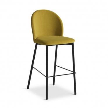 Chloe Metal bar Stool