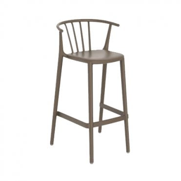 Woody High Stool