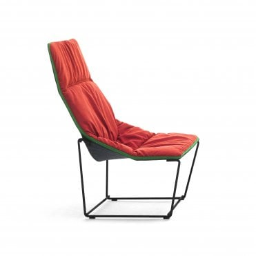 Ace Metal Lounge Chair
