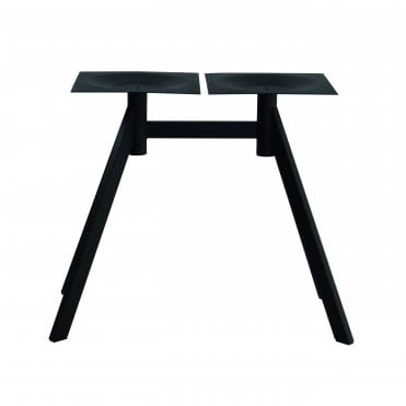 Ikebana Double Dining Table Base