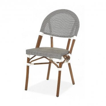 240 Alu Side Chair