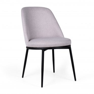 Audrey Metal Side Chair