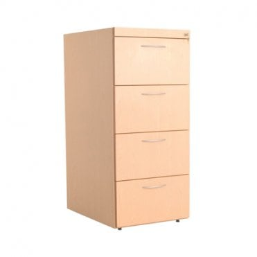 Static 3 Drawer File Cabinet