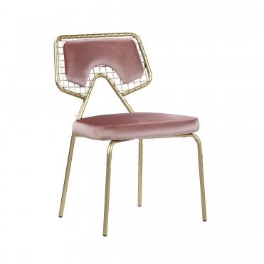 Planet Upholstered Side Chair
