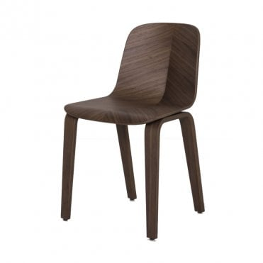 Herringbone Side Chair