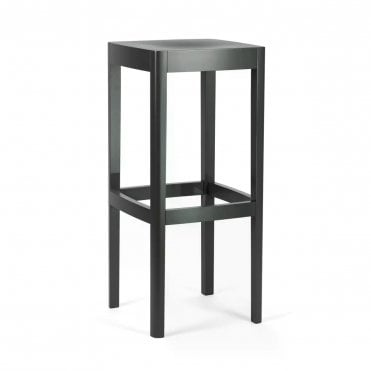 Prag Backless Bar Stool