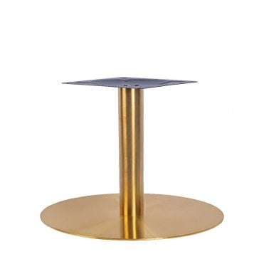 Zeus Brass Coffee Table Base