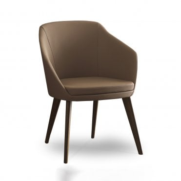 Annette Wood Armchair