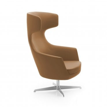 Megan Swivel Lounge Chair