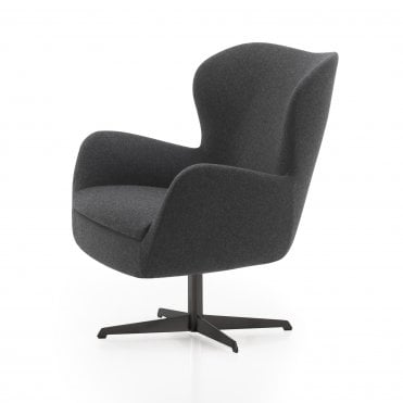 Sixty Swivel lounge Chair