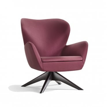 Alessia Swivel lounge Chair