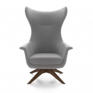Fiona Swivel lounge Chair