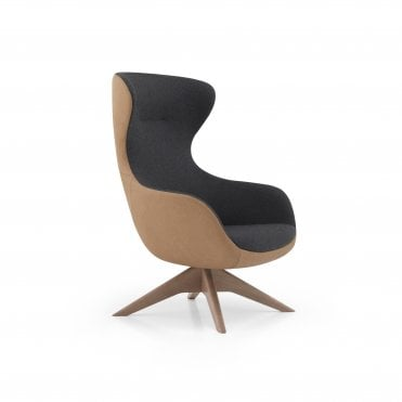 Royal Swivel Lounge Chair