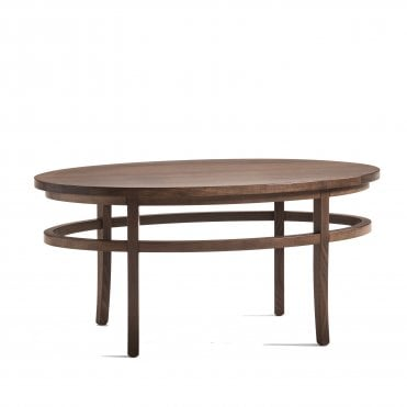 Lara Oval Coffee Table