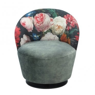 Margot Swivel Stool