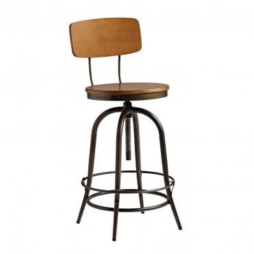 Knoxville Industrial Stool