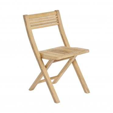 Roble Folding Side Chair
