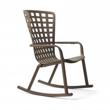 Folio Lounge Chair + Rocking Chair