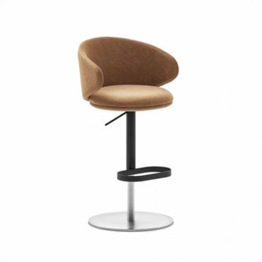Belle Adjustable Bar Stool