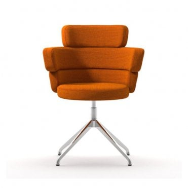 Dam High Back Swivel Chair
