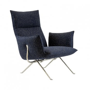 Officina High Back Lounge Chair