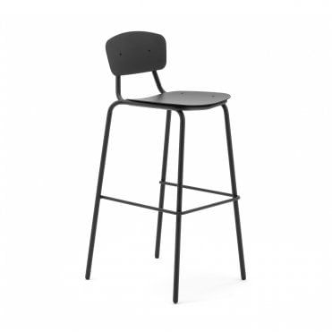 Simple Outdoor Barstool