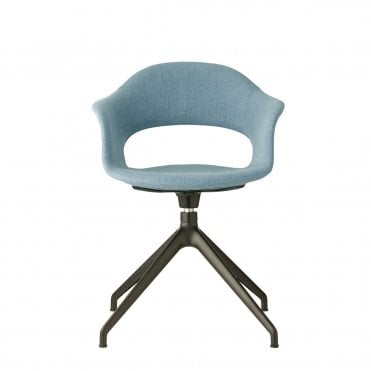 Lady B Pop Swivel Chair