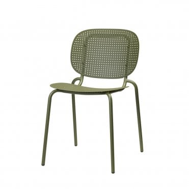 Si-si Dots Outdoor Side Chair