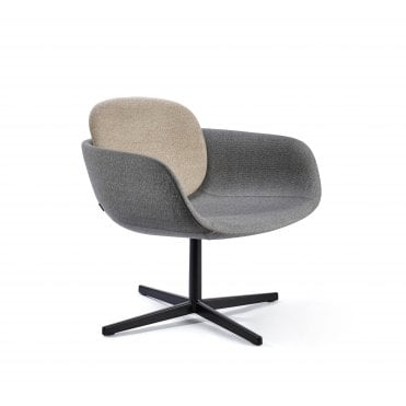 Peb Low Back Lounge Chair