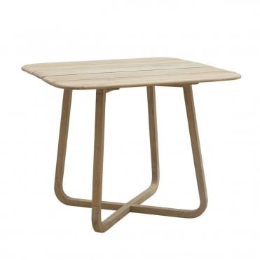 Pebbles Square Folding Table