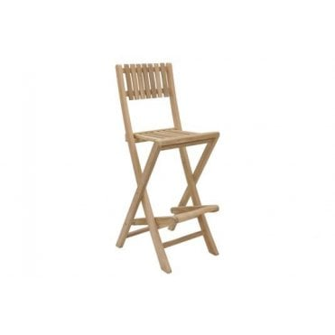 Moon Folding Barstool