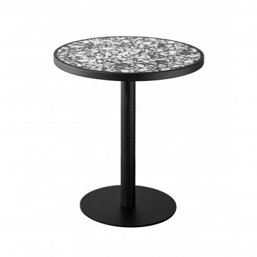 Briscola Round Dining Table