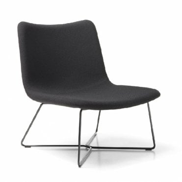 Sotai Crossed Base Lounge Chair