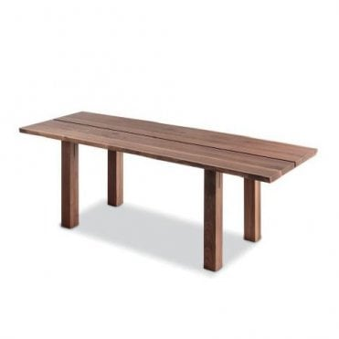 Woody Rectangular Table