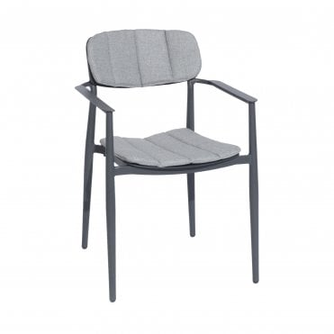 Rimini Armchair with Cushions