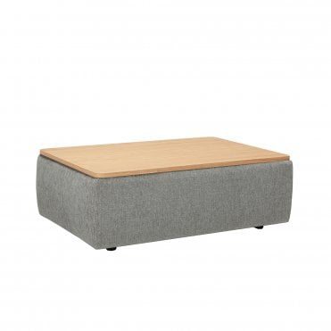 Cleo Footstool Box