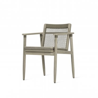 David Outdoor Dining Armchair