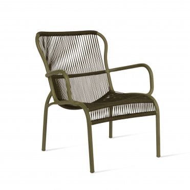 Loop Outdoor Lounge Chair