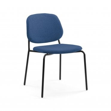 Platform Upholstered Side Chair