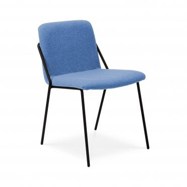 Sling Upholstered Side Chair