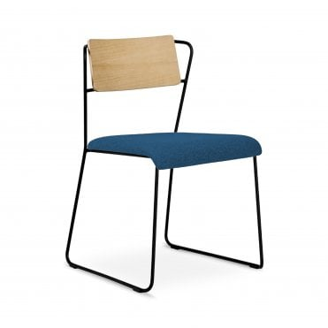 Transit Upholstered Side Chair