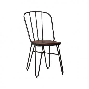 Hairpin Side Chair