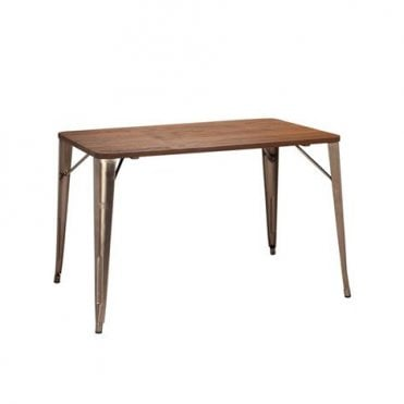 French Bistro Rectangular Table