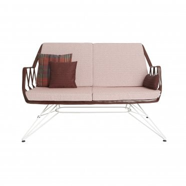 Rhombus 2 Seater Sofa