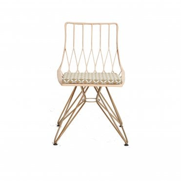 Rhombus Side Chair