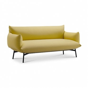 Area 2 Seater Sofa with Arms