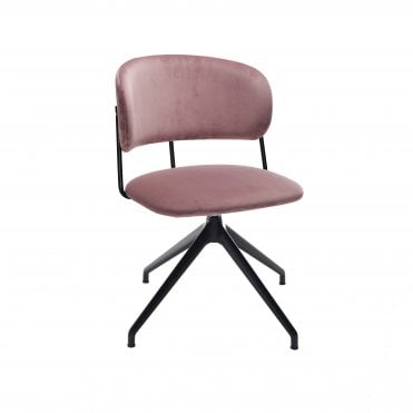 Nikita Swivel Side Chair